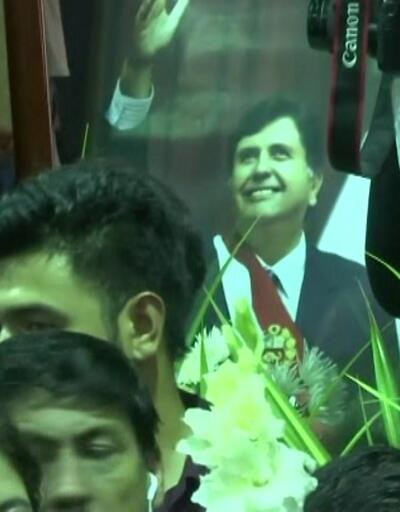Peru'nun eski Devlet Başkanı kendisini vurdu