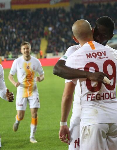 Yeni Malatyaspor 2-5 Galatasaray / Maç Özeti