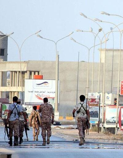 Libya'da insani durum kötüye gidiyor