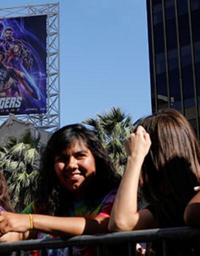 """""""Avengers: Endgame"""" dünyada gişe açılış rekoru kırdı"""