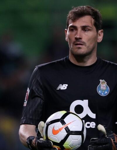 Iker Casillas hastaneye kaldırıldı