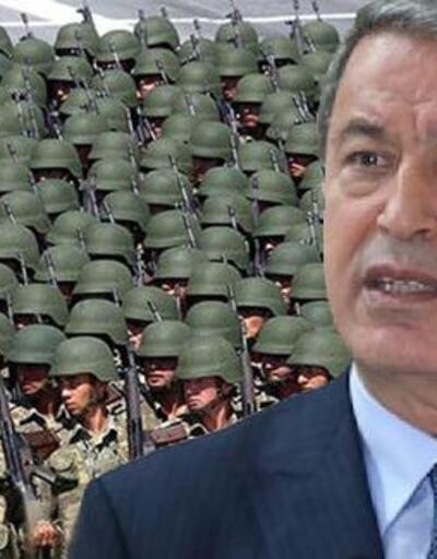 Yeni askerlik sistemi | Bakan Akar'dan son dakika açıklaması geldi!