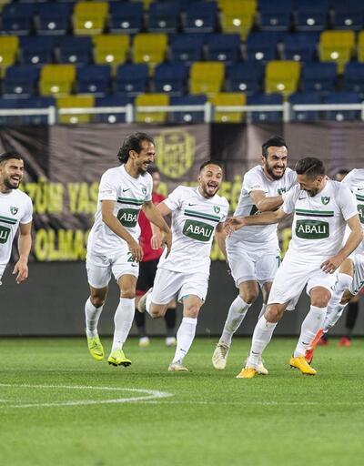 Spor Toto 1. Lig puan durumu... Denizlispor geliyor