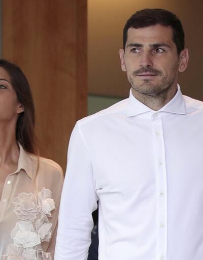 Iker Casillas taburcu edildi