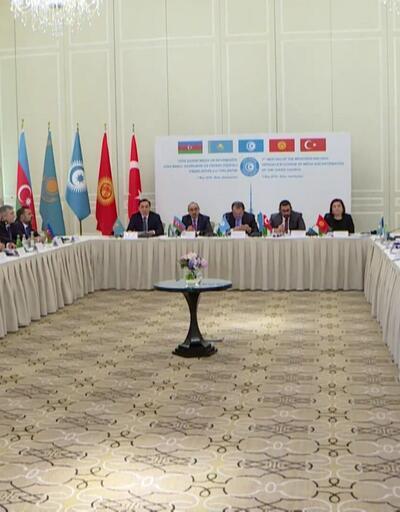 Bakü'de Türk Konseyi zirvesi