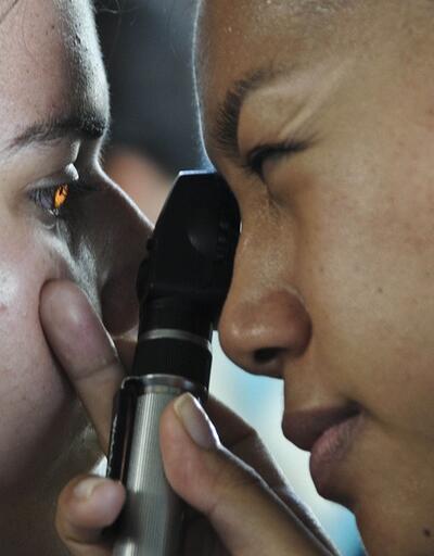 Göz tümörlerine dikkat