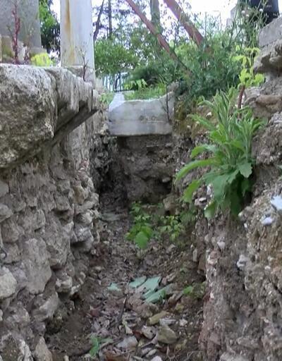 500 yıllık camide kazılmadık yer bırakmadılar