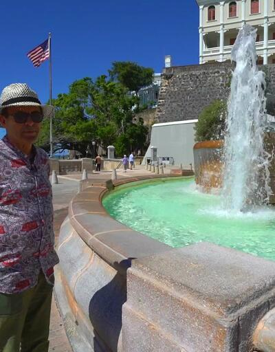 Ayhan Sicimoğlu ile Renkler, Porto Riko'da San Juan'ı gezdi