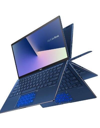 Katlanabilir dizüstü bilgisayar: ZenBook Flip 13