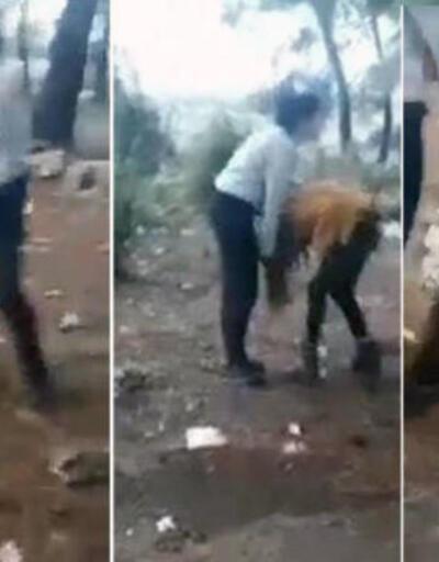 Liseli kız: Boğazıma bıçak dayayıp 'İlk kez adam kesmiyoruz' dedi