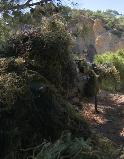 Komando adaylarının silah eğitimi - Türkiye'nin Özel Birlikleri 8