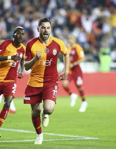 Bakan Kasapoğlu'ndan Galatasaray'a tebrik