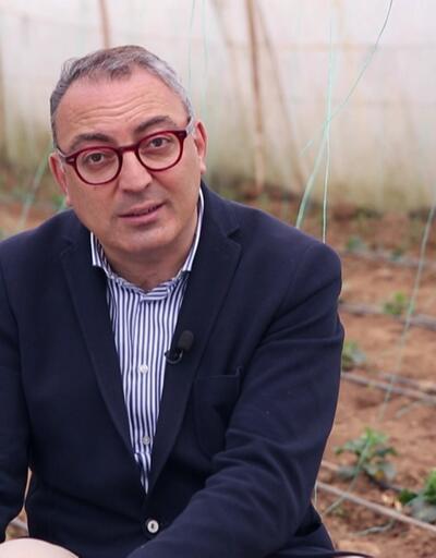 Para Dedektifi Cem Seymen, Göçbeyli köyünde kent tarımcılığını anlattı