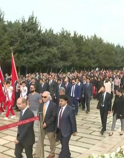 Devletin zirvesi Samsun'da buluşuyor