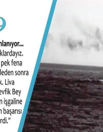 MSB yayınladı: Atatürk'ün Samsun'a yolculuğu