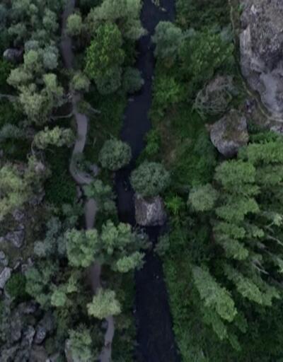 Ihlara Vadisi, turistlerin ilgi odağı