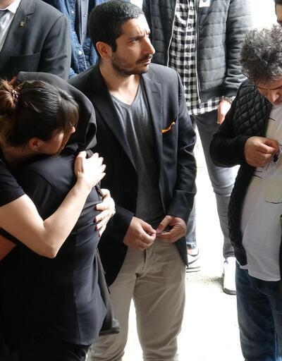 Bıçaklanarak öldürülen arkeolog gözyaşlarıyla son yolculuğuna uğurlandı
