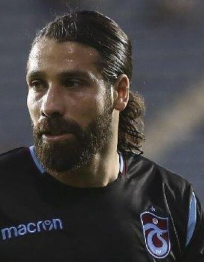 Olcay Şahan Trabzonspor'a veda etti