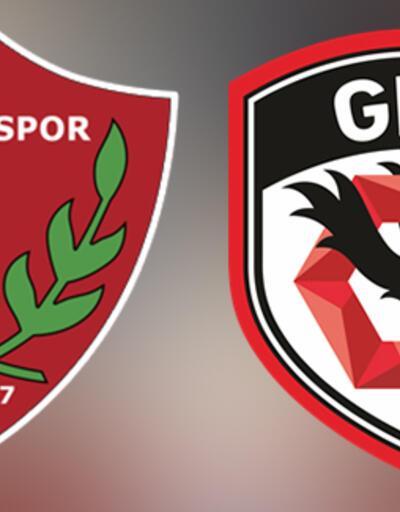 Hatayspor Gazişehir Gaziantep play off maçı ne zaman, hangi kanalda?