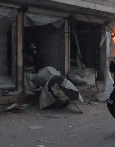 İdlib vurulmaya devame diyor