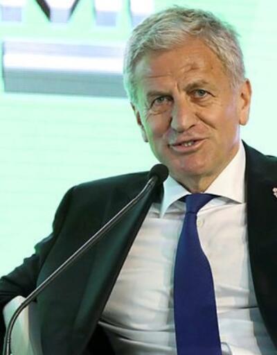 Servet Yardımcı'ya UEFA'da yeni görev