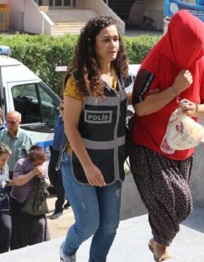 Adana'da fuhuş şüphelisi 20 kişi adliyede