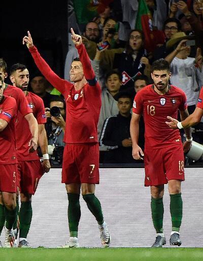 Portekiz, UEFA Uluslar Ligi'nde finalde