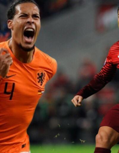 Portekiz Hollanda maçı saat kaçta, hangi kanalda? UEFA final karşılaşması
