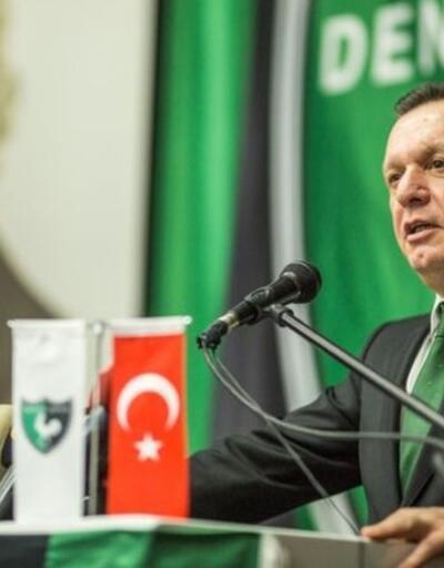 Denizlispor Başkanı Ali Çetin'den taraftara müjde