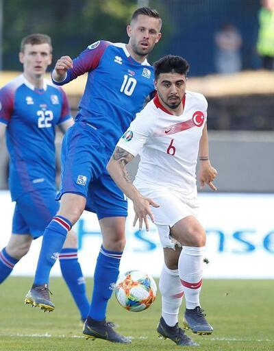 Türkiye İzlanda maçı kaç kaç bitti? Milli maç özeti ve skoru