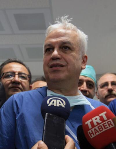 Malatya'da, 5 hastaya eş zamanlı karaciğer nakli operasyonu başarıyla tamamlandı