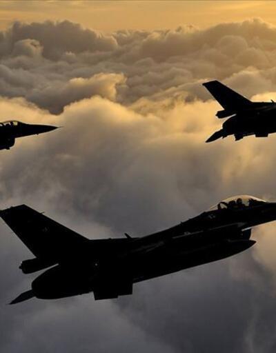 Irak'ın kuzeyindeki terör hedefleri imha edildi