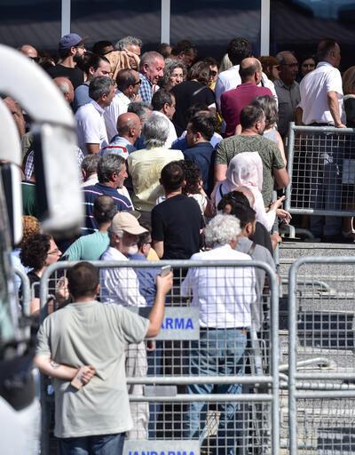 Gezi Parkı olaylarına ilişkin dava başladı