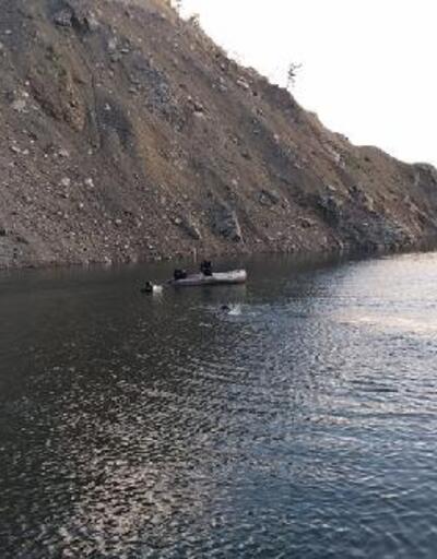 Çorum'da gölete giren iki arkadaştan biri boğuldu