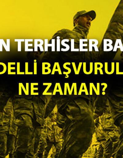 Erken terhisler sürüyor! Yeni askerlik sistemi ve bedelli askerlik Resmi Gazete'de!