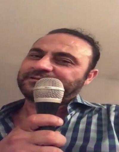 Hasan Şaş'ın şarkı performansı ses getirdi