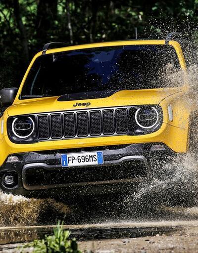 Yeni Jeep Renegade Türkiye'de