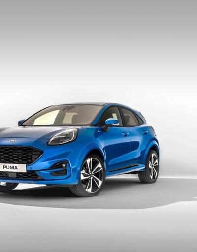 "Ford'un ""Puma""sı 2020'de"