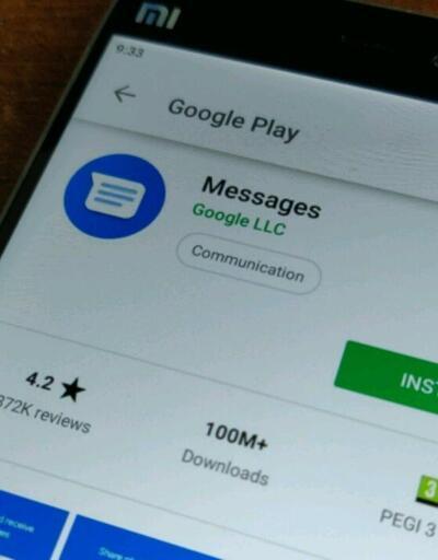 Google Mesajlar uygulaması için AR filtreleri kullanılabilecek