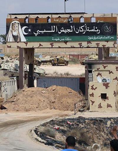 Libya'da 6 Türk serbest