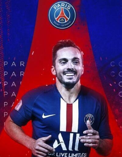 Pablo Sarabia transferi açıklandı