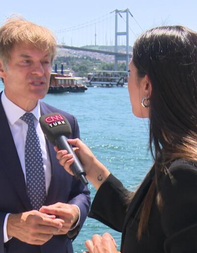 Doktor Mehmet Öz CNN TÜRK'e konuştu