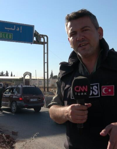 CNN TÜRK İdlib'de