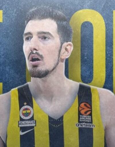 Nando de Colo resmen Fenerbahçe'de
