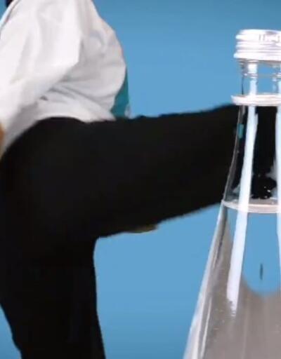 Bottle Cap Challenge nedir, neden popüler oldu?
