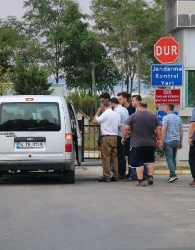 Pendik'teki trafik magandaları cezaevine konuldu