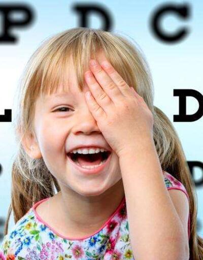 Çocuklarda en sık görülen 5 göz hastalığı