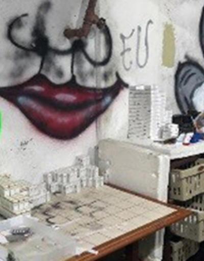 Antalya'da kaçak ilaç operasyonu