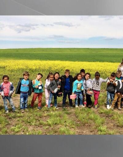 40 bin çocuğa köylerinde eğitim