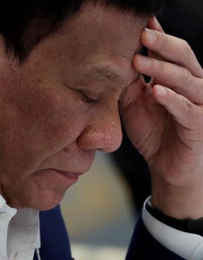 Duterte'den İzlanda'ya BM soruşturması konusunda tepki